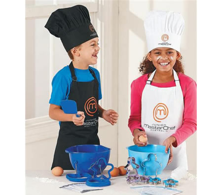 Junior Masterchef Cake & Baking Tips