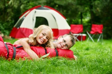Camping and Hiking with the Family: A Starter's Guide