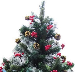Designing a Christmas tree for the Yuletide season