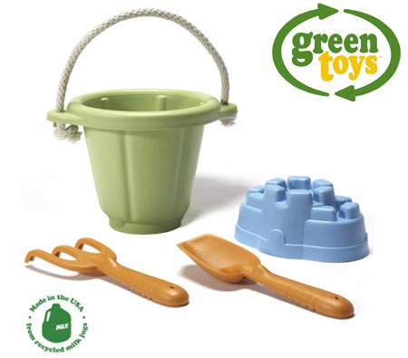 Eco-Friendly Green Toys: A Better Choice for Your Children