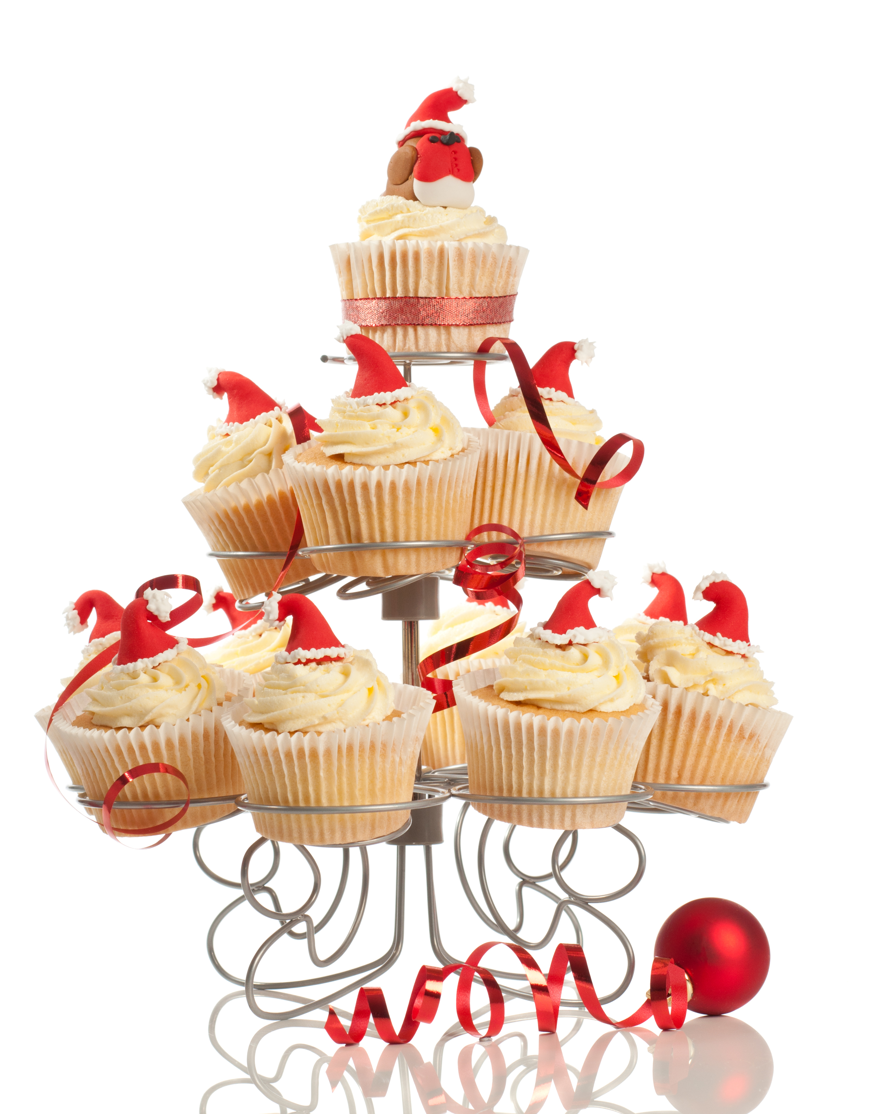 Beautiful Edible Centrepiece for Christmas