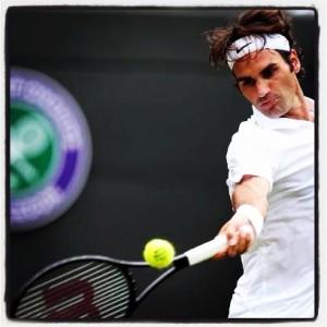 Federer Wimbledon 2014