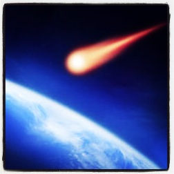 Meteor Over Melbourne?