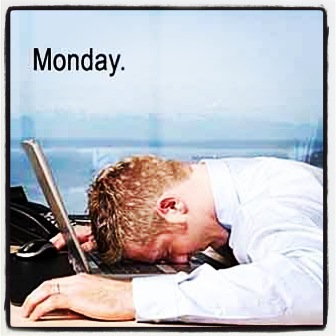 The World Cup Is Over, And It's Monday Again…