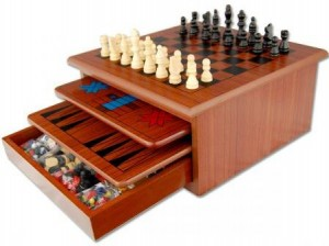 10-in1 board game