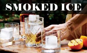 smoked ice