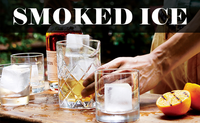 Food Tips For Blokes: Smoked Ice