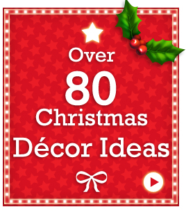 2014 Christmas Gift Guide & Decor Ideas