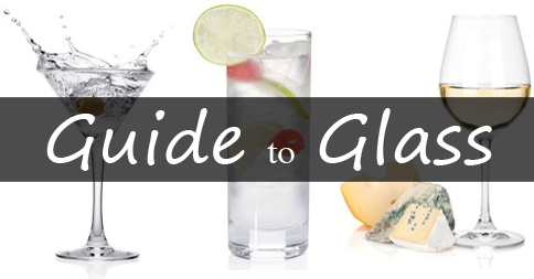 A Guide to Glassware