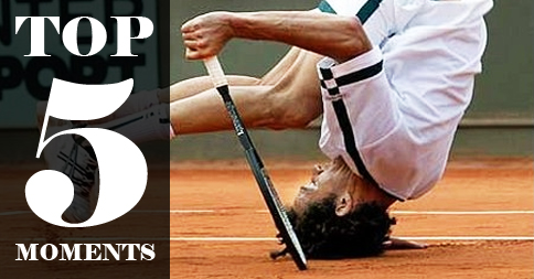 Top 5 Australian Open Moments From 2014