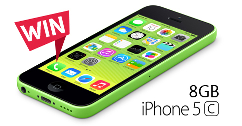 Last Chance: Free iPhone 5 from CrazySales!