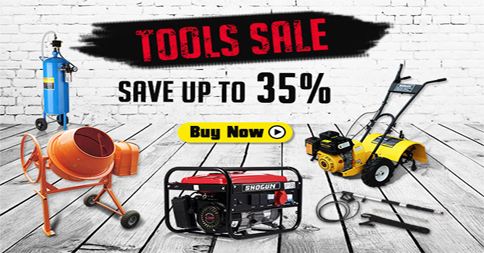 Huge Sale On Tools!
