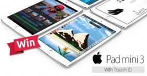 iPad 3 giveaway