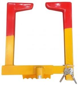 tyre clamp lock