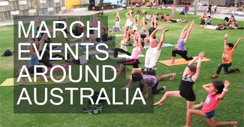 Interesting Upcoming Events Around Australia