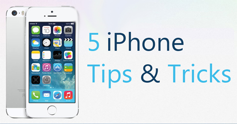 5 Cool iPhone Tips & Tricks