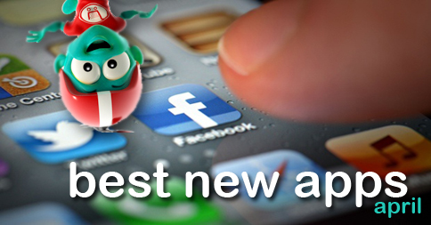 Best New Apps: April 2015