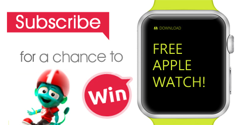 Sign Up for a Free Apple Watch!