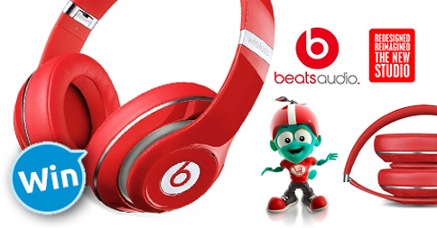 May Giveaway: Beats Headphones!