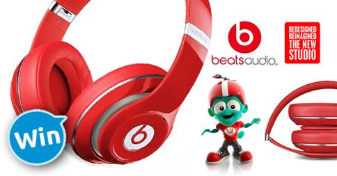 May Giveaway: Beats Headphones!