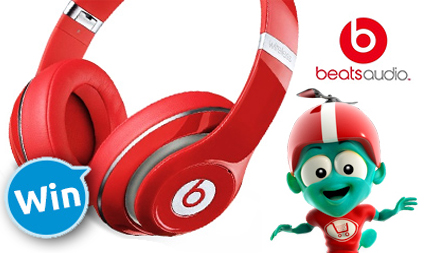 Win Beats Headphones: Only 2 Days Left!