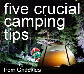 5 Crucial Camping Tips