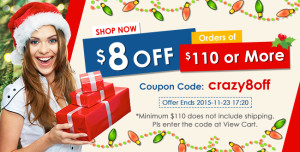 crazy sales coupons
