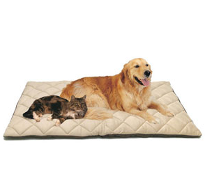 Petlife Flectabed Q Quilted Heat Reflective Thermal Bed