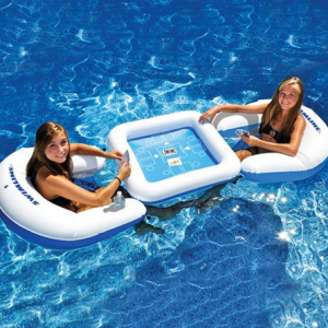 Swimline Floating Card Game Station