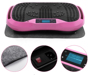 Vibration Machines Make Beauty and Slim Body So Easy
