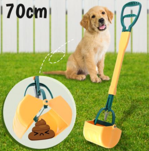 Pet dog scooper