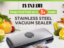 Keep Food Always Fresh: Maxkon VS Sunbeam Vacuum Sealer Review Australia