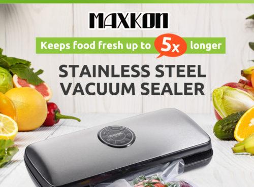 Maxkon VS Sunbeam: Vacuum Sealer Review Australia to Keep Food Always Fresh