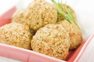 sage and onion stuffing balls