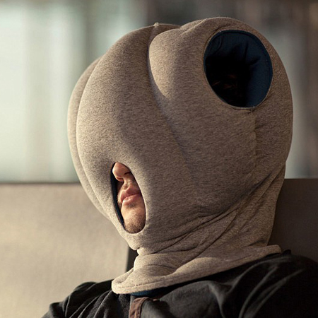 Can Ostrich Pillow Solve Your Insomnia? Best Travel Pillow & Pregnancy Pillow At CrazySales