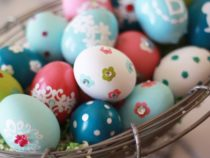 Six Last-Minute Easter DIY Decorations to Make Your Easter Stand Out