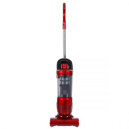 Akitas Pro Upright Bagless Cyclone Vacuum - Red