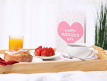 Top Five Mother's Day Recipes to Treat Mommy's Appetite