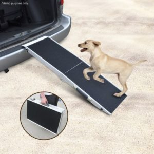 Foldable Pet Ramp with Non Slip Surface