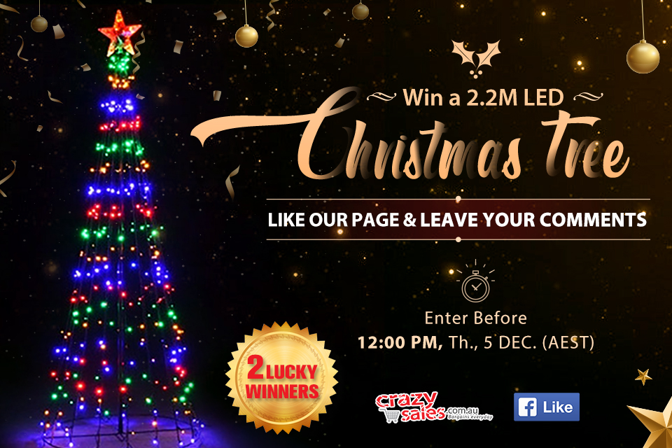 2019 Christmas Giveaway Terms and Conditions